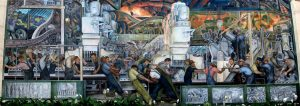 Diego Rivera, L'homme et la machine