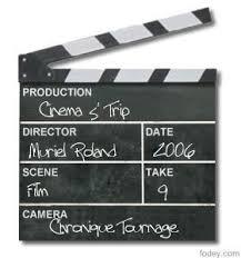 chronique de tournage d'un film