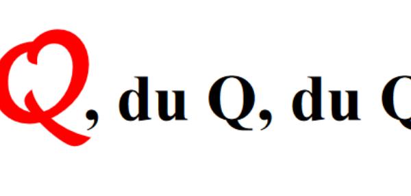 Q, du Q, du Q