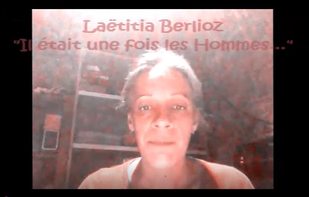 A Voix Haute #3 : «Il était une fois les hommes», par Lætitia Berlioz